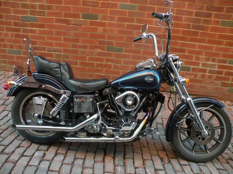1981 Harley-Davidson FXS Low Rider Shovelhead