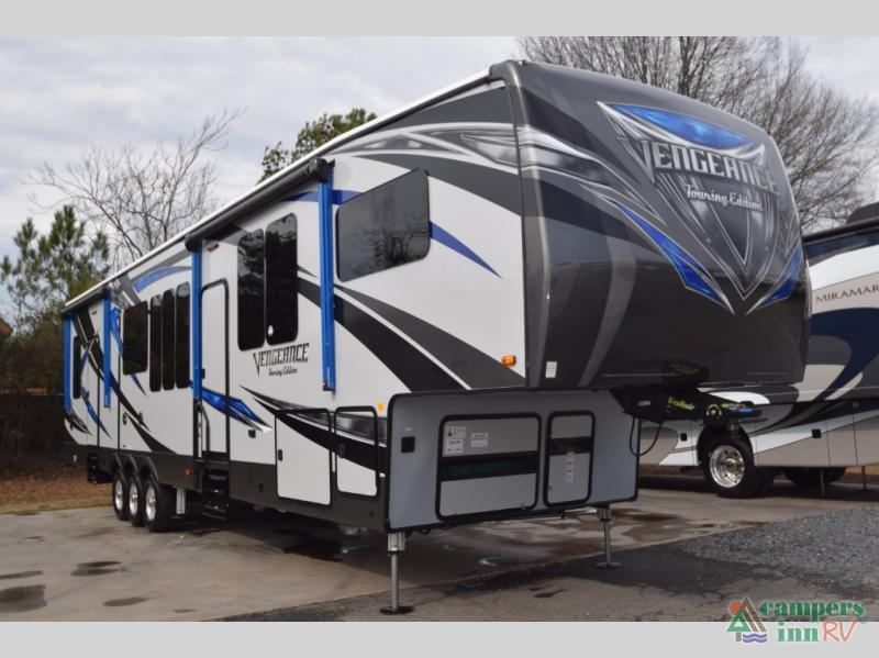 2017 Forest River Rv Vengeance Touring Edition 381L12-6