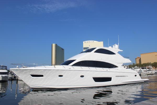 2017 Viking Yachts 75 Motor Yacht