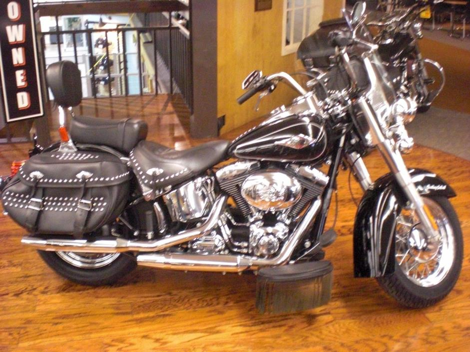 harley davidson heritage softail classic motorcycles for sale in indiana. Black Bedroom Furniture Sets. Home Design Ideas