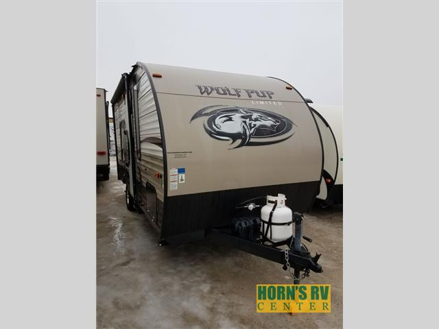 2015 Forest River Rv Cherokee Wolf Pup 16FQ