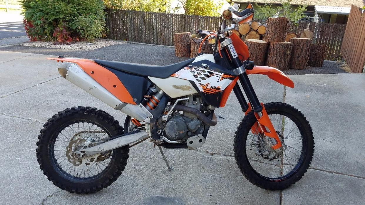 2008 Ktm 530 Vehicles For Sale