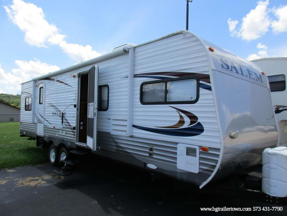 Forest River Salem 30fkbs Rvs For Sale