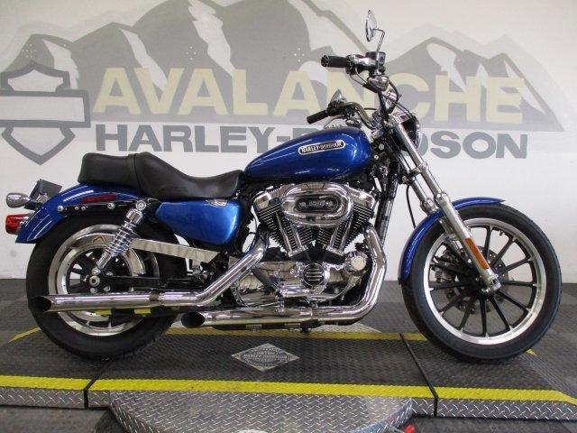 2009 Harley Davidson Sportster 1200 Low XL1200L