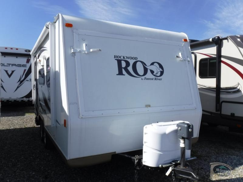 2013 Forest River Rv Rockwood Roo 19