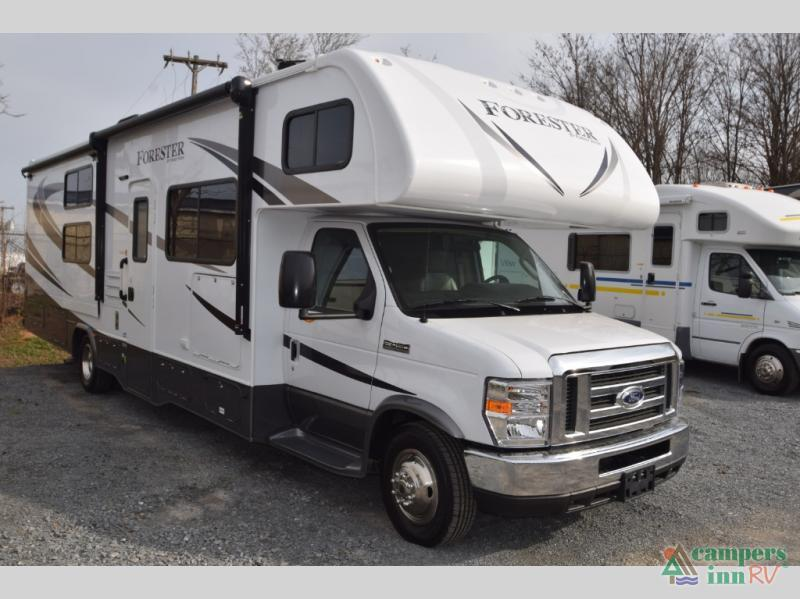 2017 Forest River Rv Forester 3171DS Ford