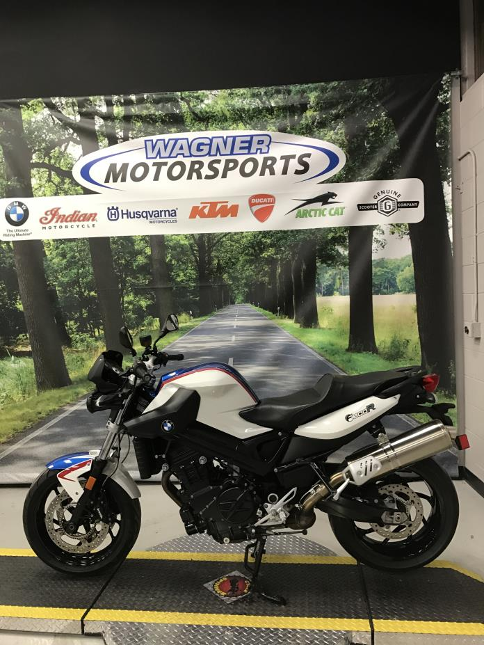 bmw f 800 r motorcycles for sale in massachusetts. Black Bedroom Furniture Sets. Home Design Ideas