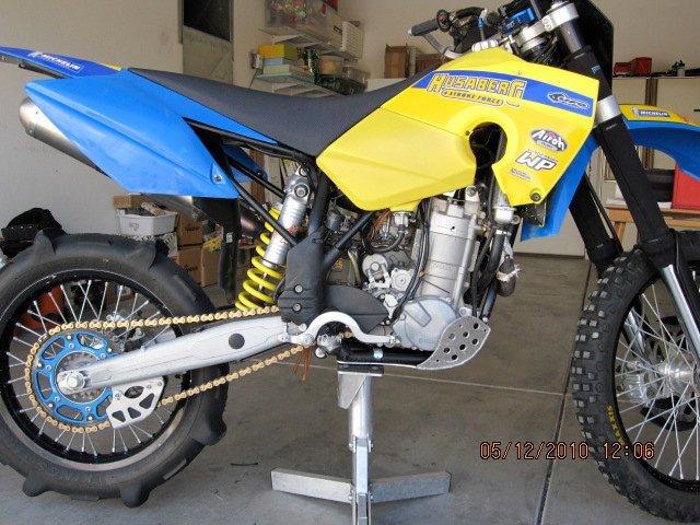 2008 Husaberg FE 650 E