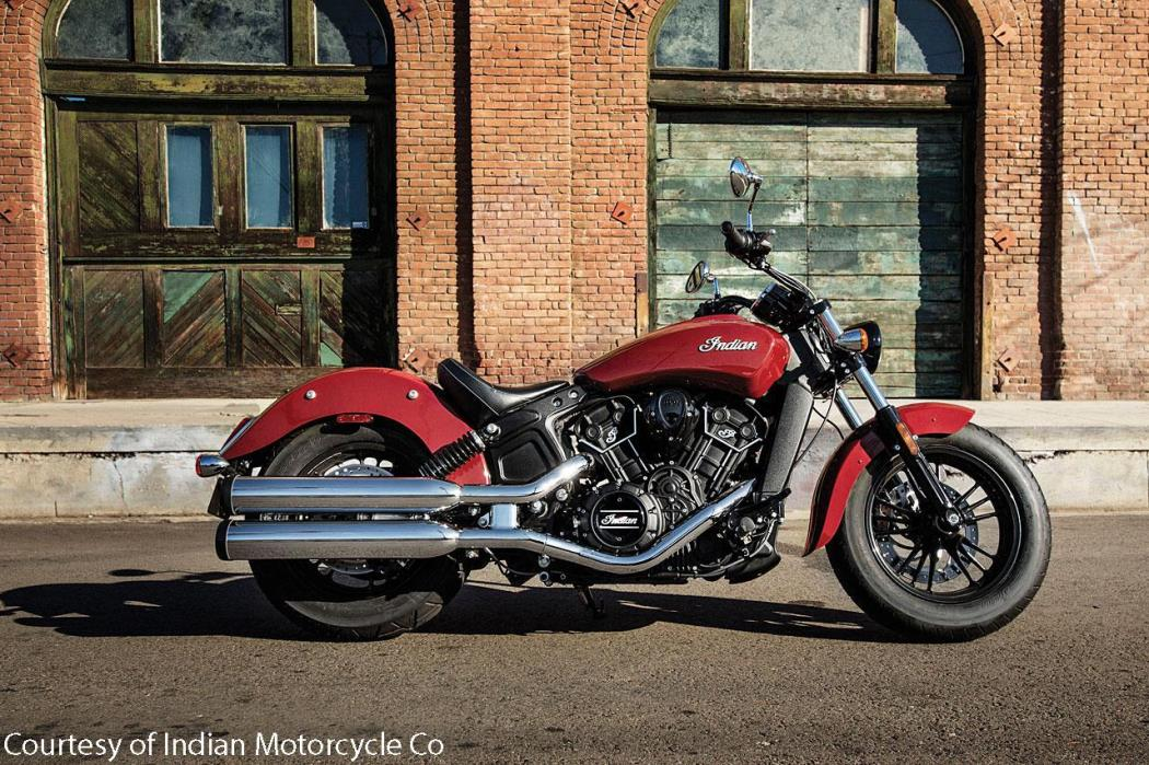 2016 Indian Indian Scout Sixty