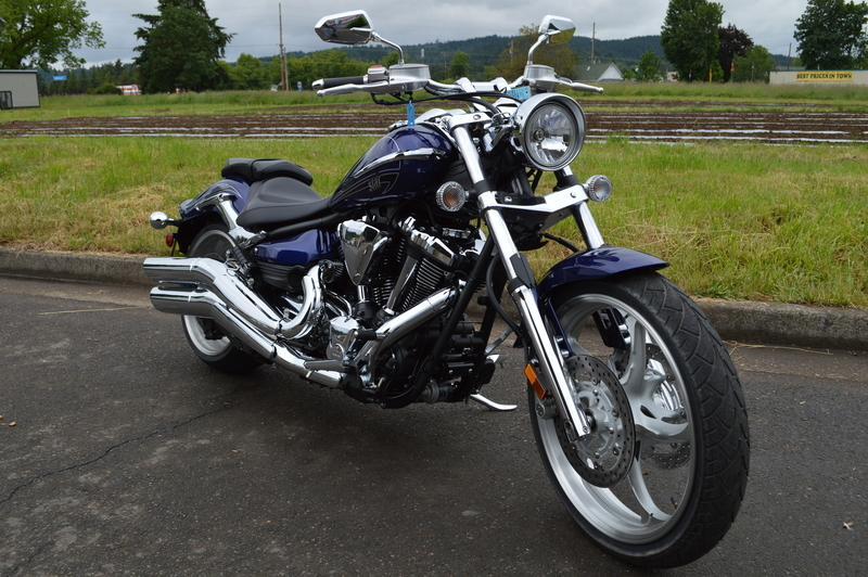 2014 Star Motorcycles Raider S