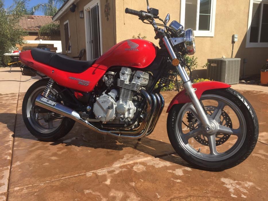 1995 Honda 750 Nighthawk Motorcycles for sale