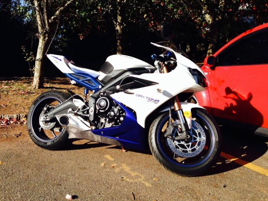 Triumph Daytona Motorcycles For Sale In New Jersey