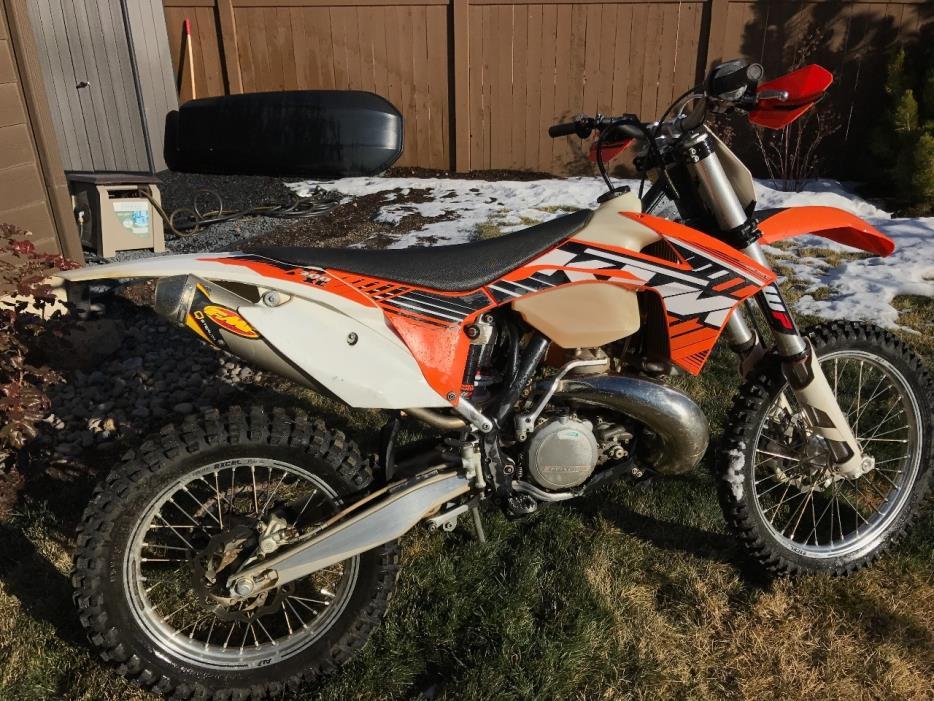 ktm 300 xc motorcycles for sale in bend oregon. Black Bedroom Furniture Sets. Home Design Ideas