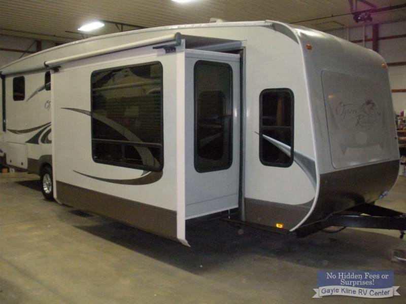 2011 Open Range Rv Journeyer JT340FLR