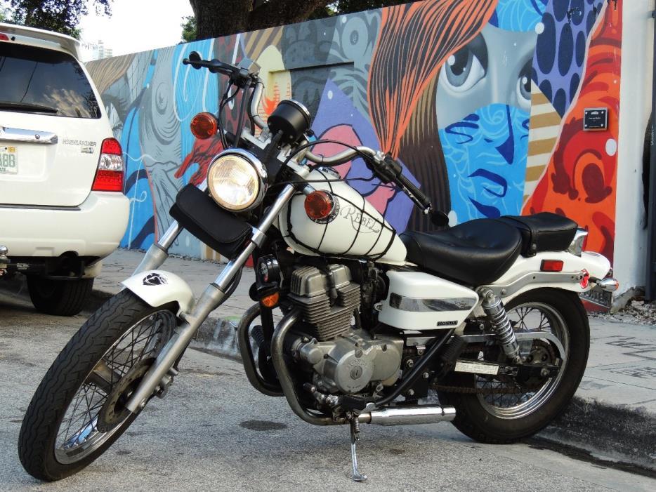 Honda rebel cmx250c motorcycles for sale in miami florida for Honda miami fl