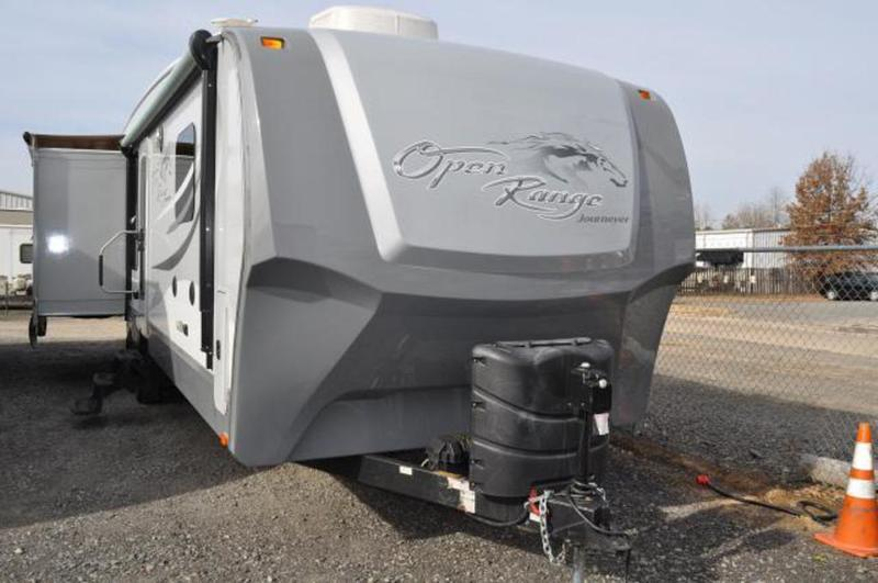 2014 Open Range JOURNEYER Journeyer 337