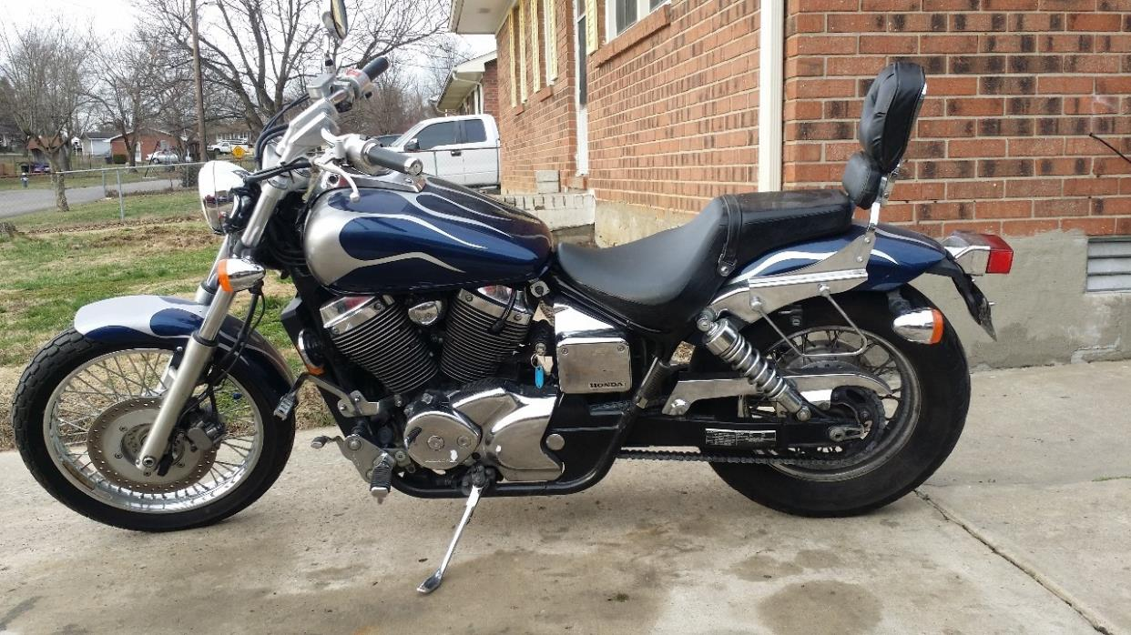 honda shadow vt750 motorcycles for sale in kentucky. Black Bedroom Furniture Sets. Home Design Ideas