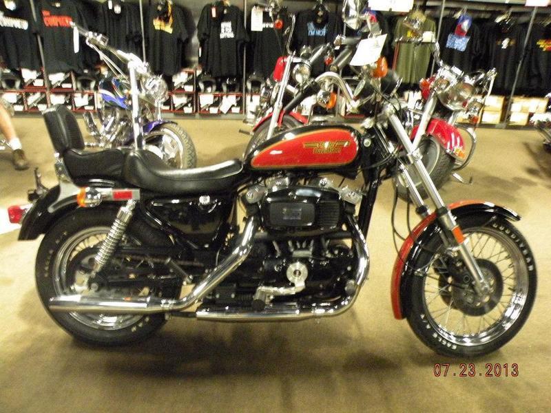 harley davidson sportster motorcycles for sale in butler pennsylvania. Black Bedroom Furniture Sets. Home Design Ideas