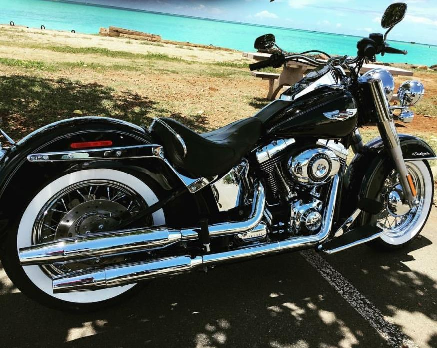 Harley Softail Deluxe Motorcycles For Sale In Hawaii