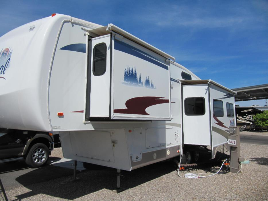 2006 Forest River CARDINAL 29RK