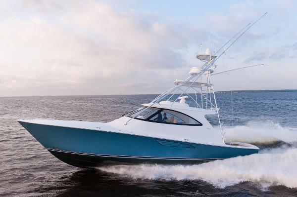 2017 Viking Yachts 52 SC