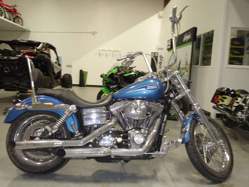 2006 Harley-Davidson FXDLI - Dyna Low Rider