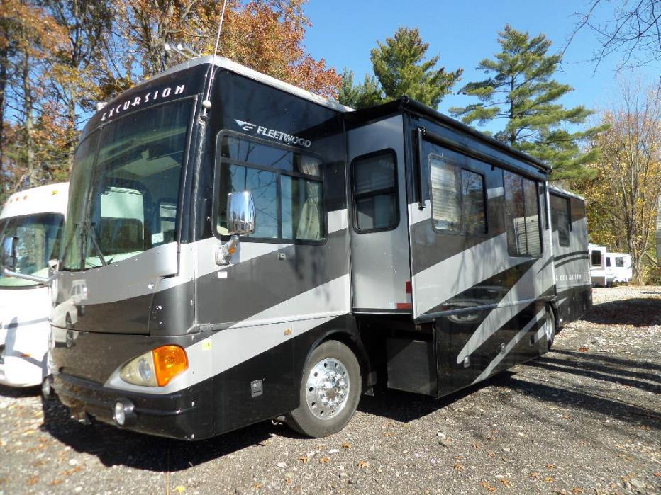 Fleetwood Excursion Rvs For Sale In Ohio