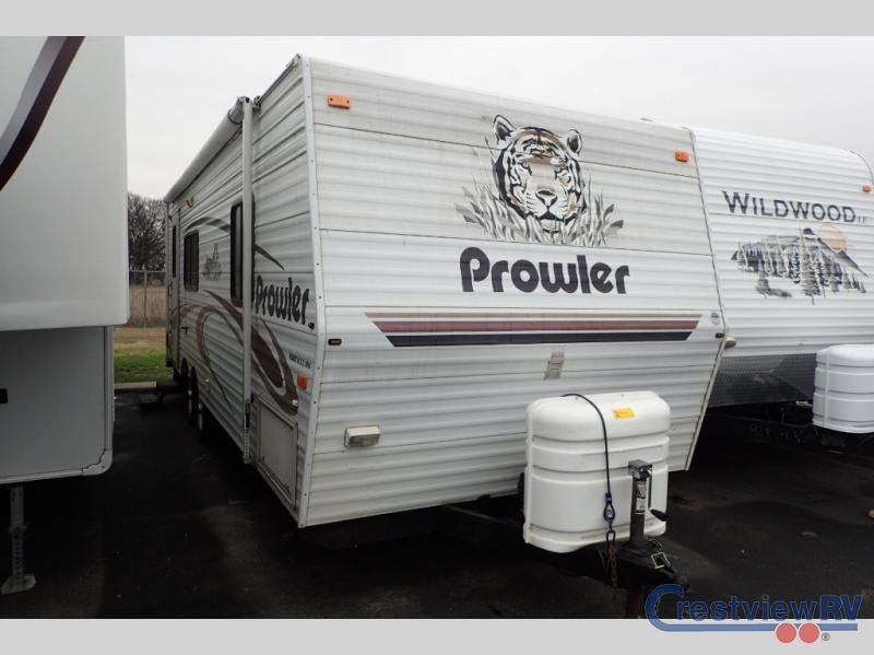 2004 Fleetwood Rv Prowler 250RKS