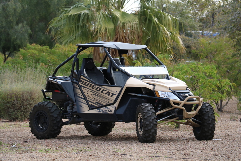 Arctic Cat Wildcat X For Sale In Arizona