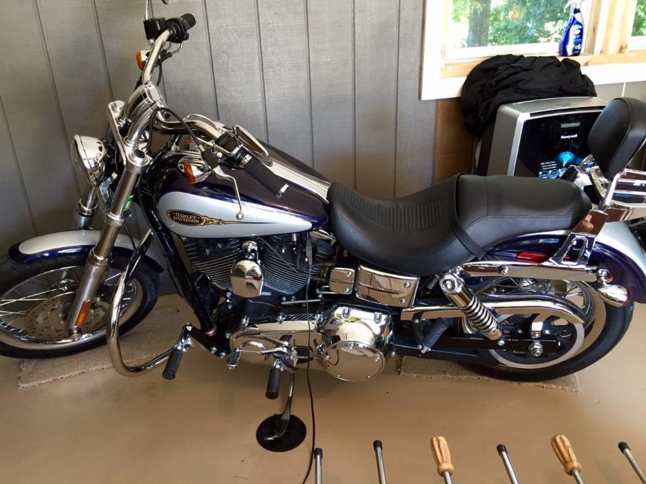 2009 Harley-Davidson LOW RIDER