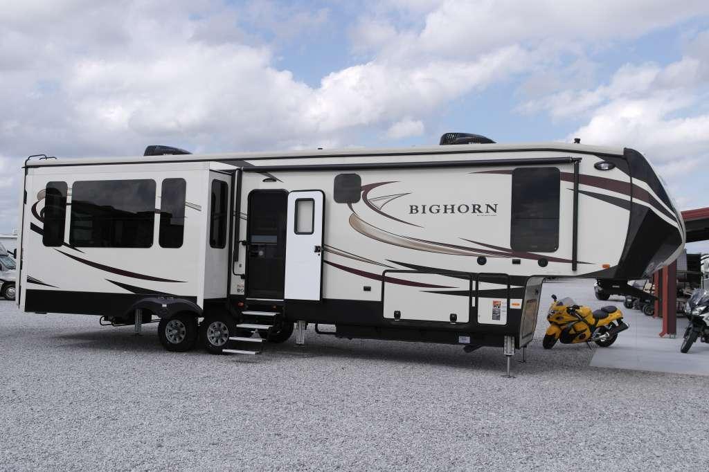 2017 Heartland Rv Bighorn 3890SS