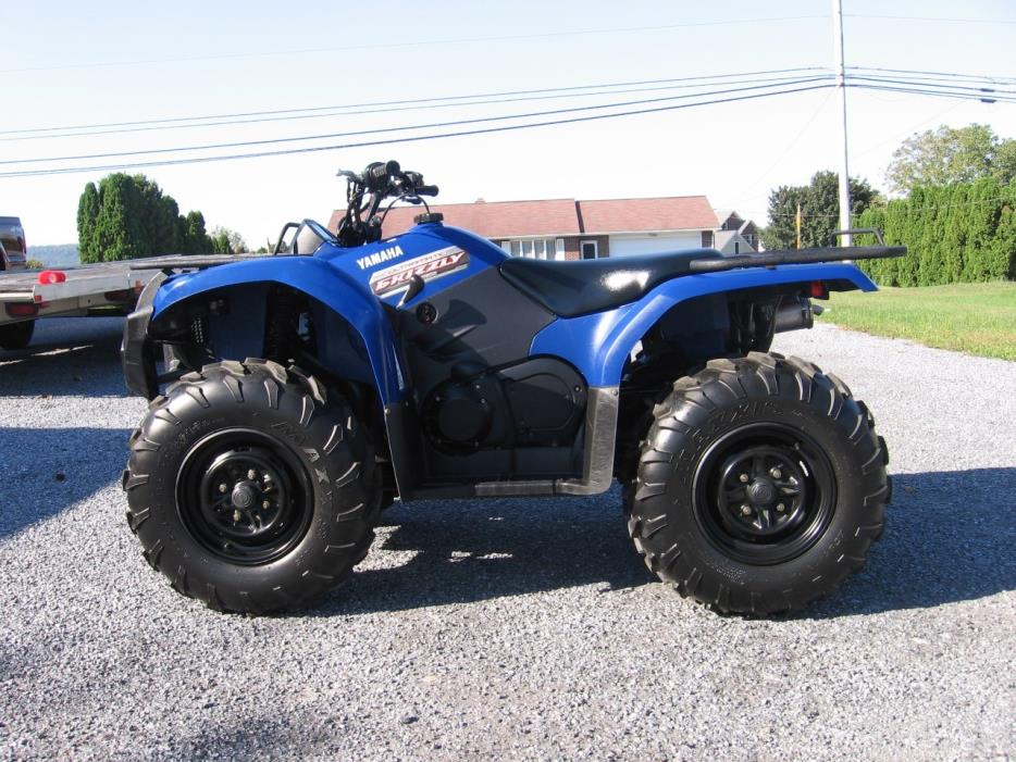 Yamaha grizzly 450 auto 4x4 motorcycles for sale in for Yamaha grizzly 80