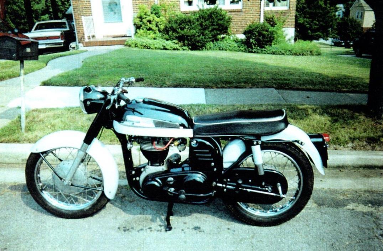 1957 Ajs 18S