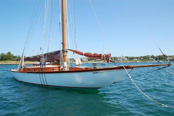 1932 Alden Sloop/Cutter