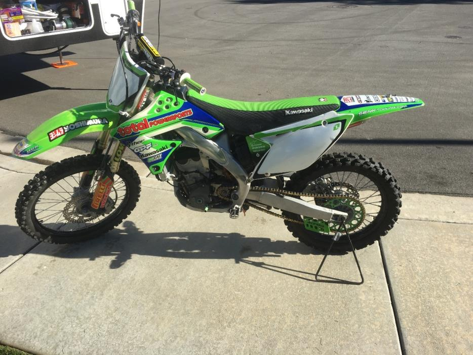 kawasaki kx 250f motorcycles for sale in california. Black Bedroom Furniture Sets. Home Design Ideas