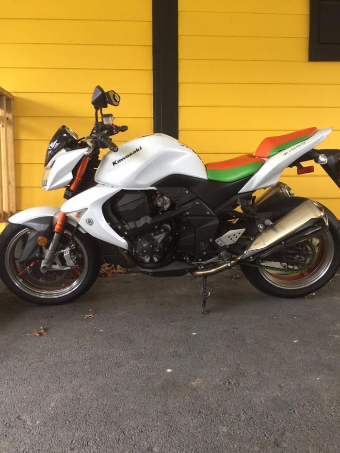 2008 Kawasaki ZRX