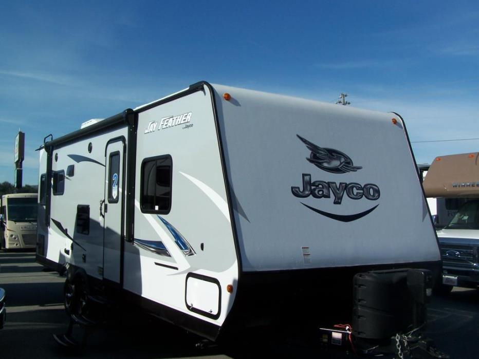2017 Jayco Jay Feather 23RLSW
