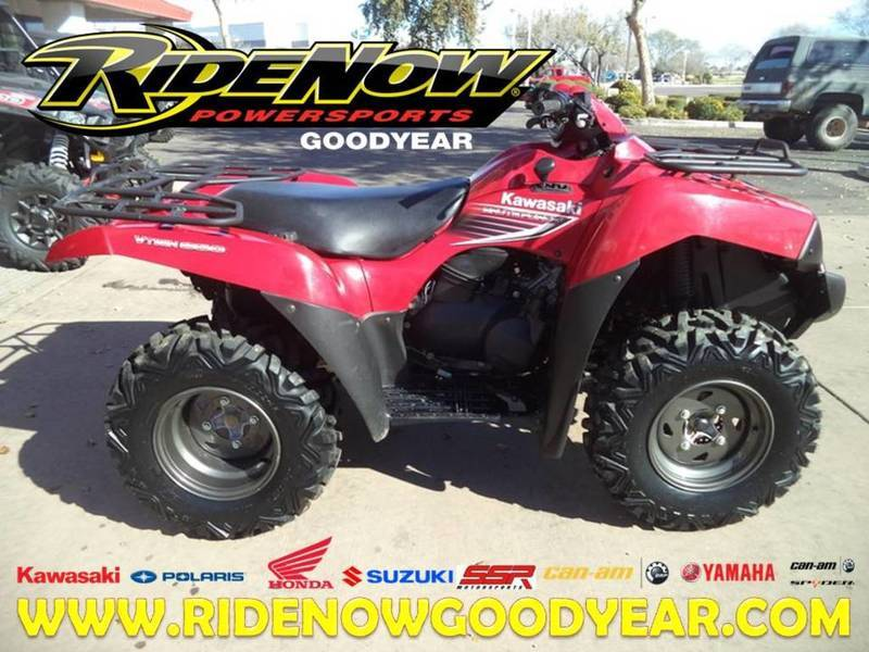 Kawasaki Brute Force 650 4x4 motorcycles for sale in Arizona