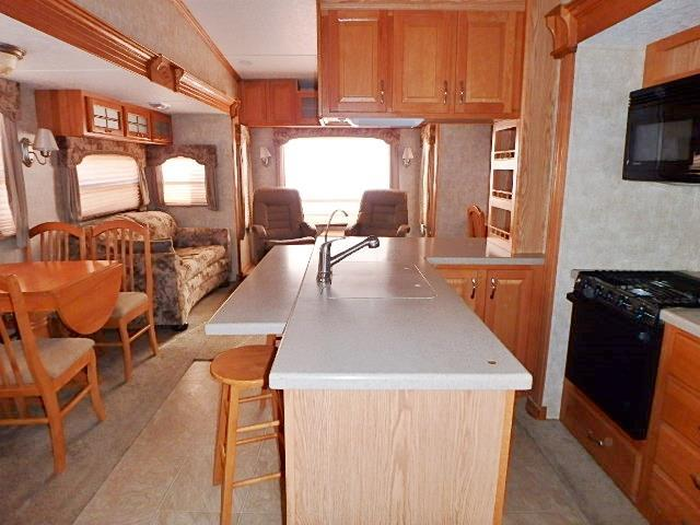 2007 Pilgrim International 376RL