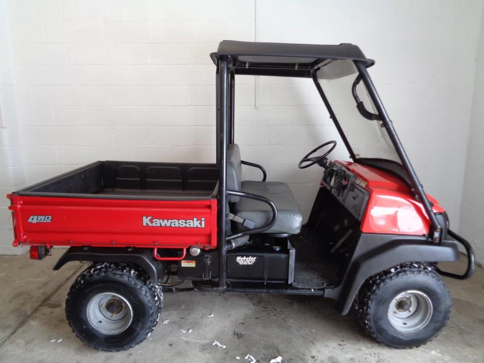 Kawasaki Mule 3010 Motorcycles for sale