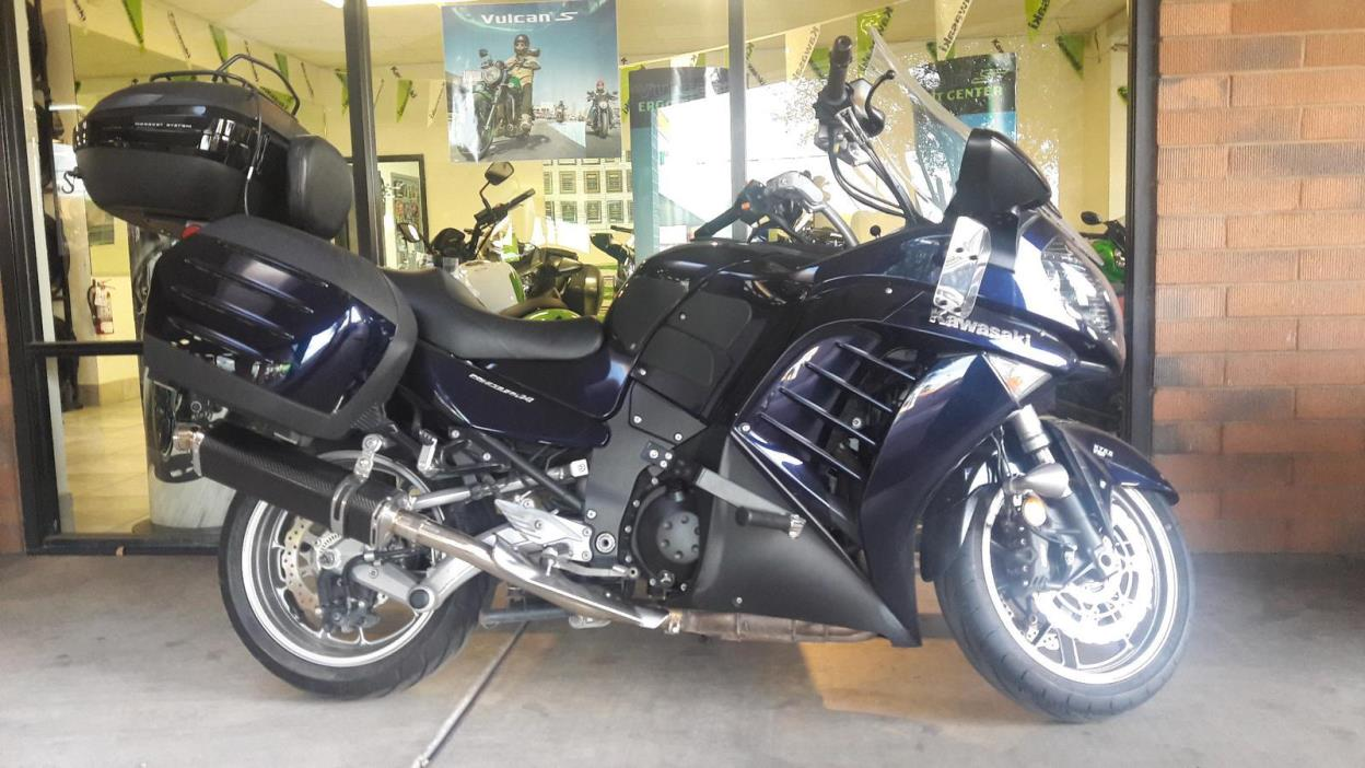 2010 Kawasaki Concours 14 Vehicles For Sale
