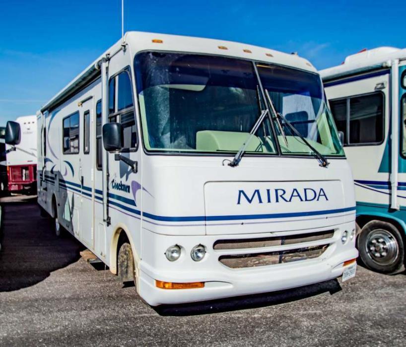 1999 Coachmen Mirada 300QB