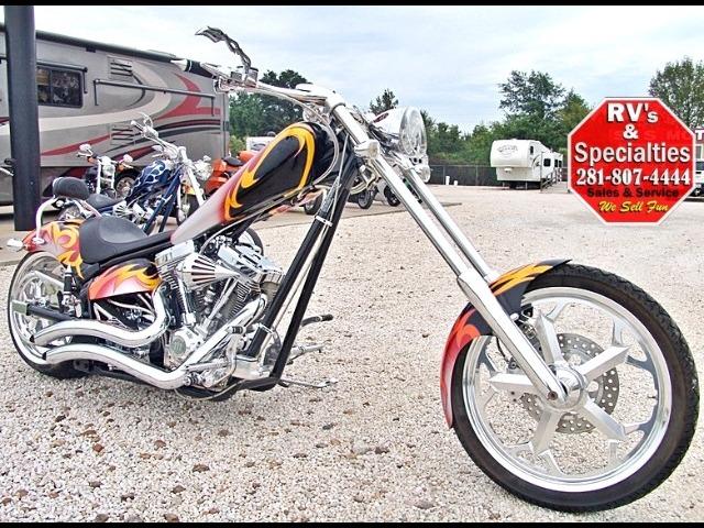 2007 American Ironhorse Texas Chopper Motorcycle