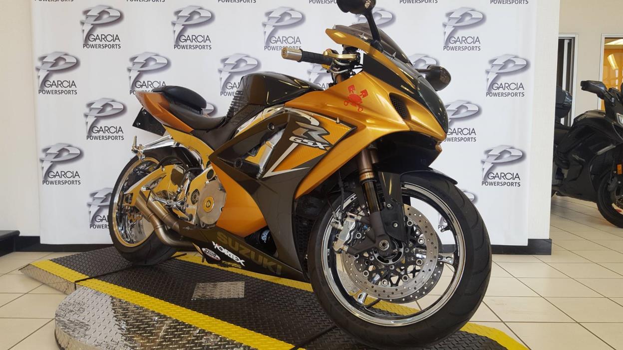2008 Suzuki GSX-R1000™