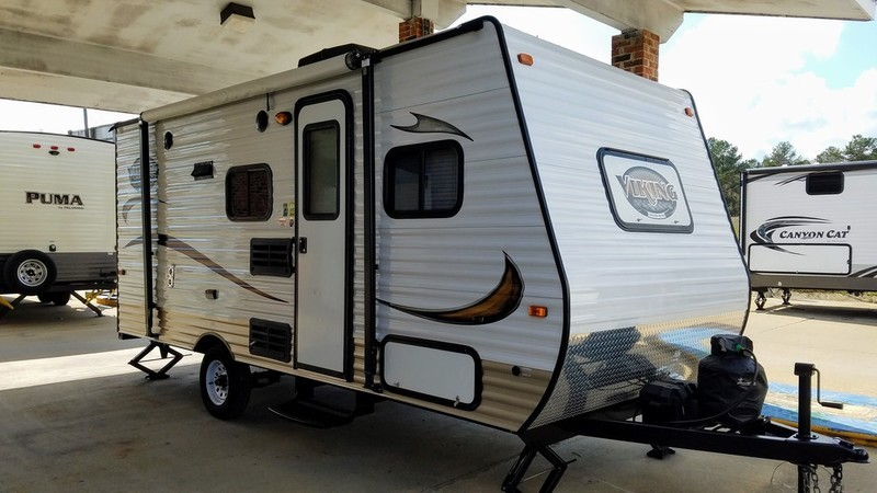 2014 Coachmen Viking Ultra-Lite 17BH