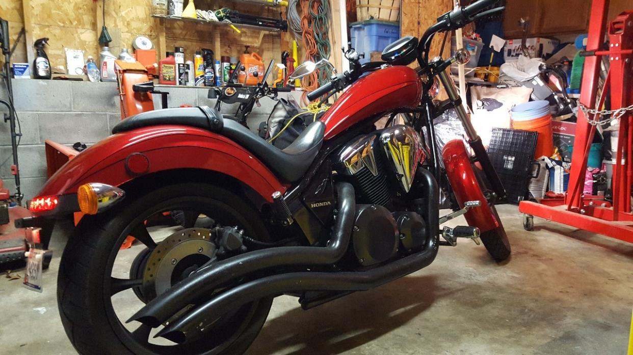 honda fury motorcycles for sale in maryland. Black Bedroom Furniture Sets. Home Design Ideas
