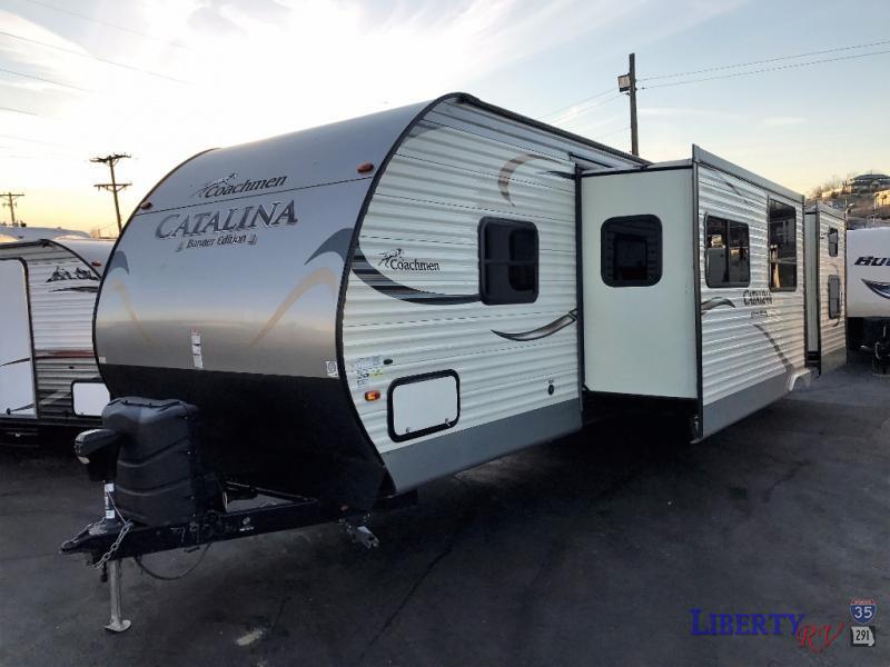 2017 Coachmen Rv Catalina 323TSQB