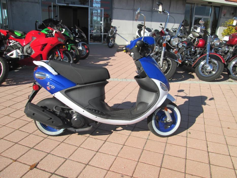 2014 Genuine Scooter Company BUDDY 50