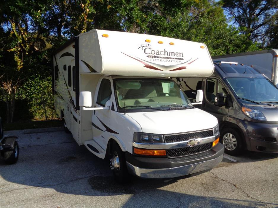 2015 Coachmen Freelander 22QB