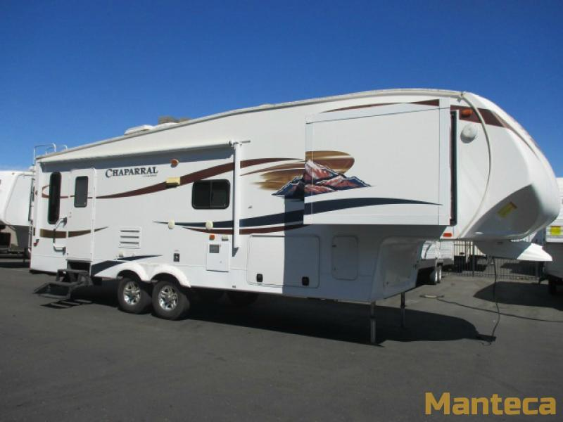 2012 Coachmen Rv Chaparral 278RLDS